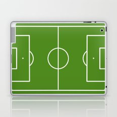 Football field fun design soccer field Laptop & iPad Skin