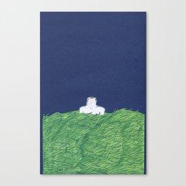 seaweed Canvas Print