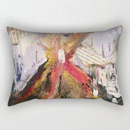Eruption Rectangular Pillow