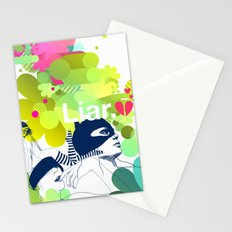 liar Stationery Cards