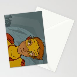 Kind of a Quiet Night... Stationery Cards
