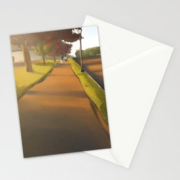 The Ending Road Stationery Cards