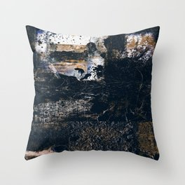 Encounters 32g by Kathy Morton Stanion Throw Pillow