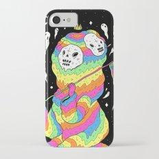 Slimey Space Reaper iPhone 7 Slim Case