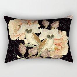 Nocturnal Owls Rectangular Pillow