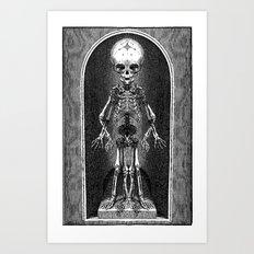 UNIBIGE Art Print