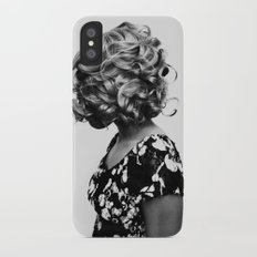 Lost in Thought iPhone X Slim Case