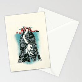Bell Island Ghost Mine Stationery Cards