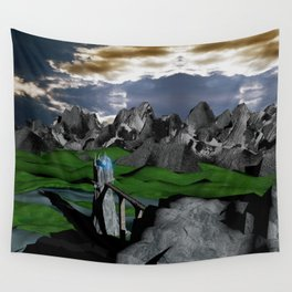 Magic Caslte Wall Tapestry