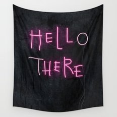 Hell Here Wall Tapestry