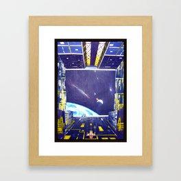 Wipeoutwars Framed Art Print