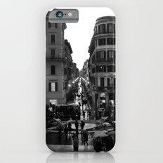 Rain in Rome Slim Case iPhone 6s
