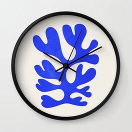 Electrik: Matisse Color Series III   Mid-Century Edition Wall Clock