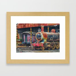 gran machina Framed Art Print