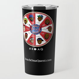 B*O*A*Q: Bench On a QUEST Travel Mug