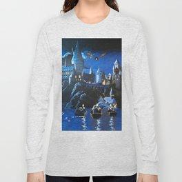 Gogwarts Long Sleeve T-shirt
