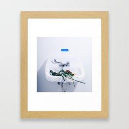 lany i loved you Framed Art Print