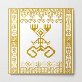 old symbols Metal Print