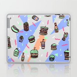 Atomic Munchies Laptop & iPad Skin
