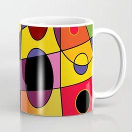 Abstract #79 Coffee Mug