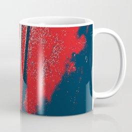 BOLD COLORSTRIPED 7 STAMP Coffee Mug