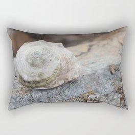 Rocky Shell Rectangular Pillow