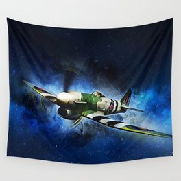 Hawker Typhoon Wall Tapestry