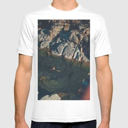 A swim in the river T-shirt