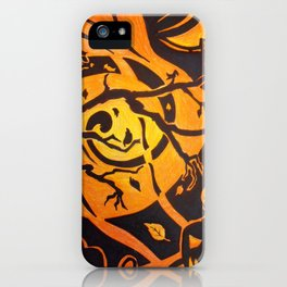 Fantastic Fall iPhone Case