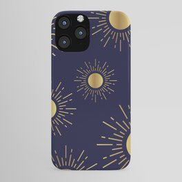 GOLDEN SUN iPhone Case