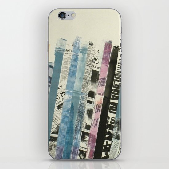 STRIPES 3 iPhone & iPod Skin