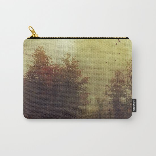Fall Rust Carry-All Pouch