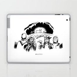 Monty Python: Killer Rabbit Laptop & iPad Skin