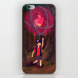 Don't Go iPhone Skin