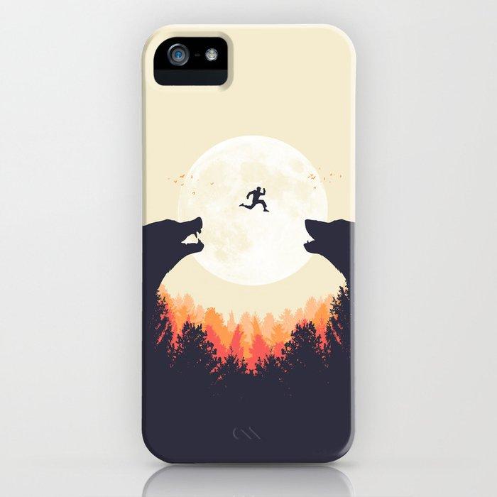 Runaway iPhone Case