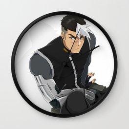 Shiro from Voltron Wall Clock