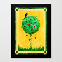 A Fine Thing Indeed Canvas Print