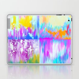 Abstract Art With Loads of Spirit Laptop & iPad Skin