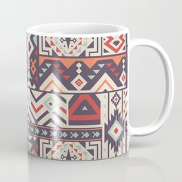 Special Tribal Pattern for Great Cover Design Coffee Mug