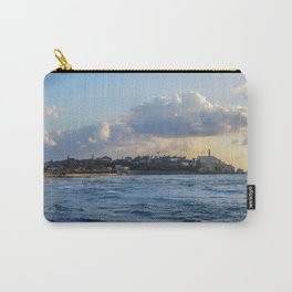 Jaffa Sea View Carry-All Pouch