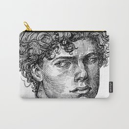 Handsome Face 65 Carry-All Pouch