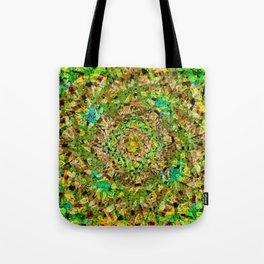 T Mandala Tote Bag