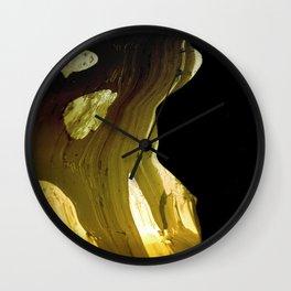 Abstract 001 Wall Clock