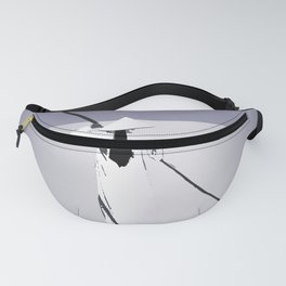 Exotic moonlight Fanny Pack
