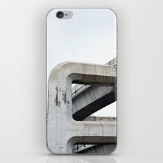 Concrete O1 iPhone & iPod Skin