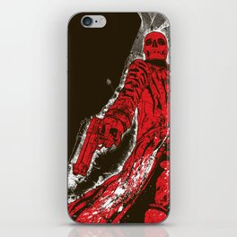 Agent from Hell iPhone Skin