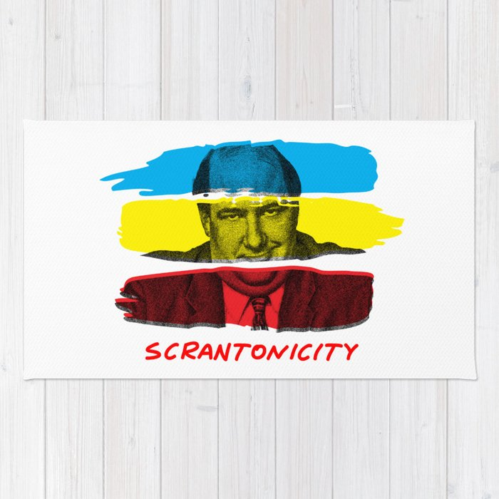Scrantonicity Rug