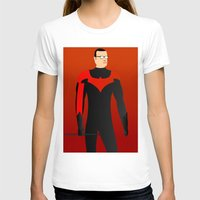 nightwing T-shirts featuring Nightwing by pablosiano