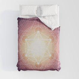 Divine Consciousness Duvet Cover