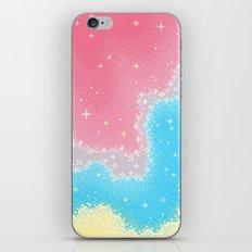 Genderflux Pride Flag Galaxy iPhone & iPod Skin